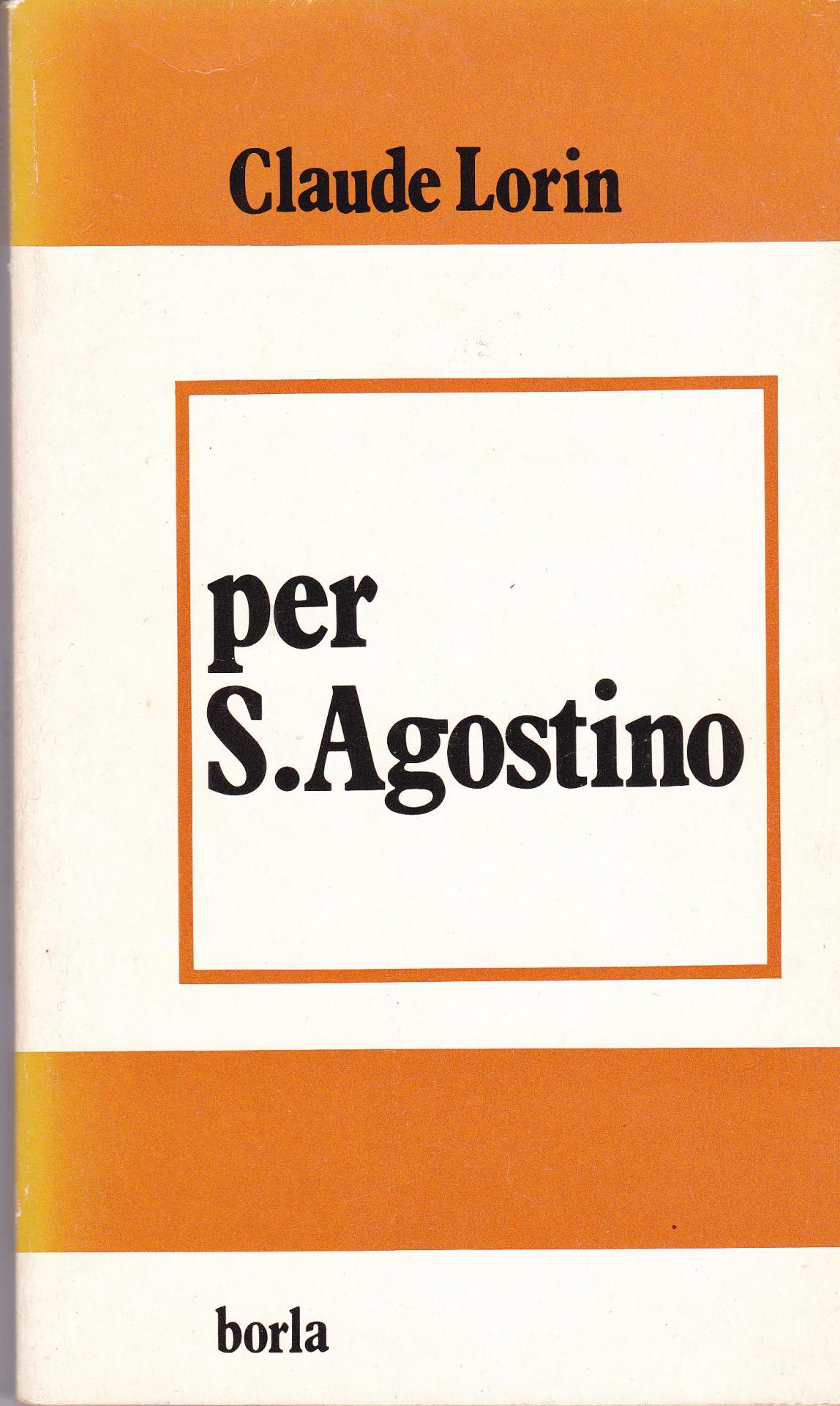 Pour Saint Augustin